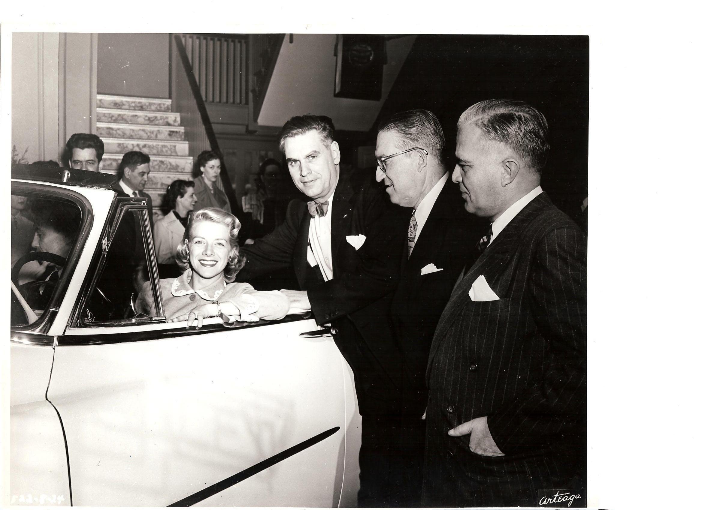 Weber Chevrolet Creve Coeur >> Rosemary Clooney, George Weber Jr. Jack Mazar, Ed Bruner | Our History | Rosemary clooney ...