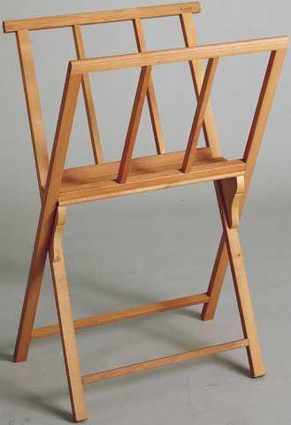 Mabef MBM40 Folding Wooden Print Rack Woodworkinginspiration Stunning Art Print Display Stand