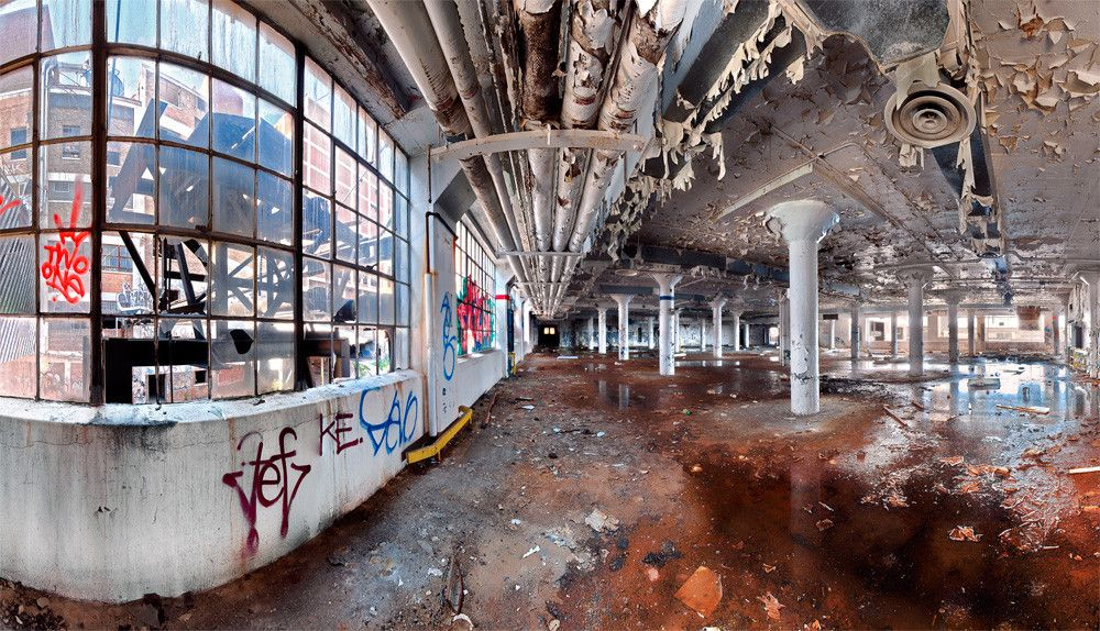 Brach S Candy Factory Chicago Abandoned Porn In 2019