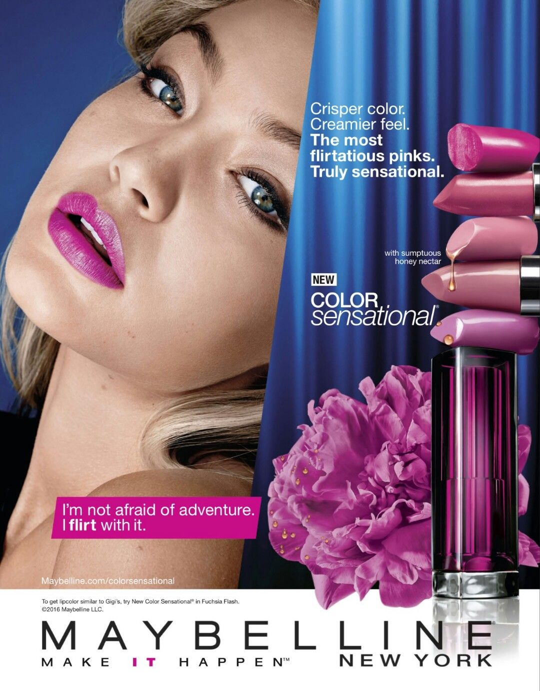 Maybelline Color Sensational Advertising Wiring Diagrams Electrical And Lighting 39n39 Type Plugs Sockets Gigi Hadid New York Cosmetics Rh Pinterest Com Lipstick Advertisement Shades