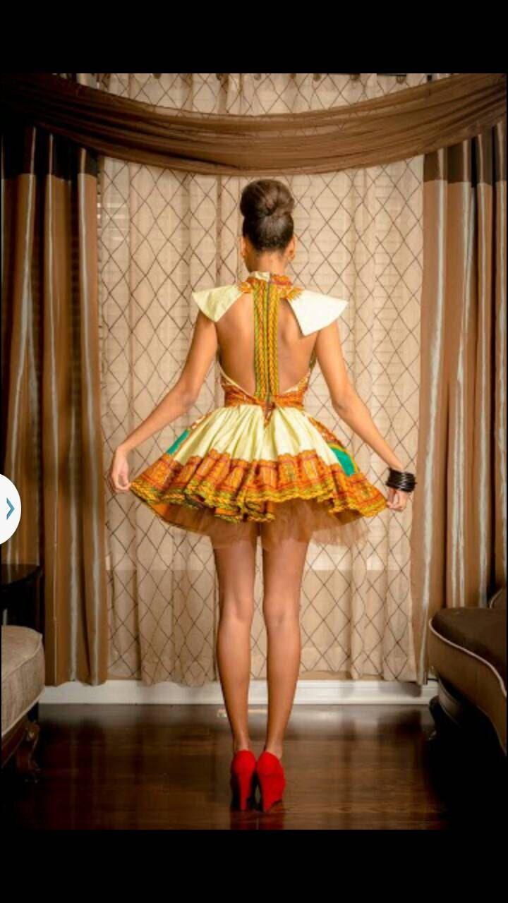 Dashiki tutu dress by znakcanada on etsy sy