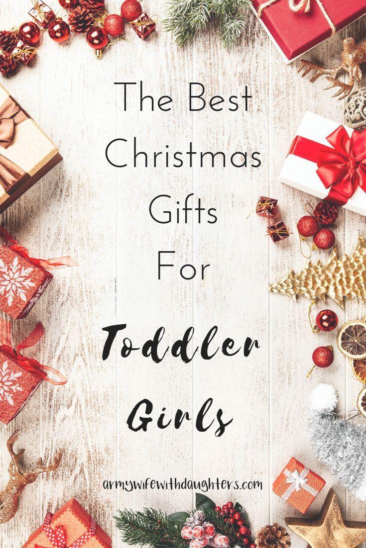 Christmas Gift Ideas For Toddler Girls | ALL THE BLOGS | Pinterest ...