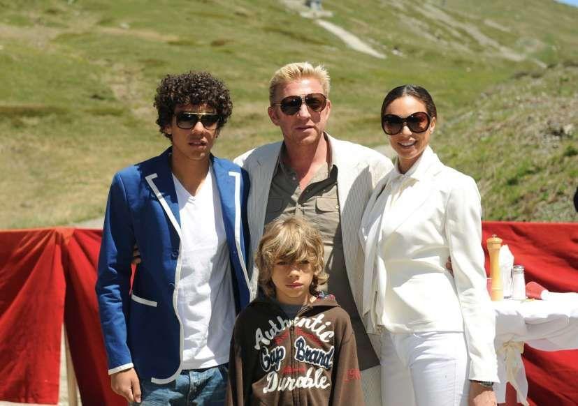 Boris Becker 4 Figli L Ex Campione Di Tennis Ha Avuto Due Figli
