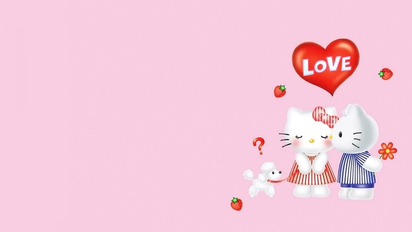 Hello Kitty Wallpaper Hd Hello Kitty Backgrounds Cute Love Wallpapers Hello Kitty Wallpaper