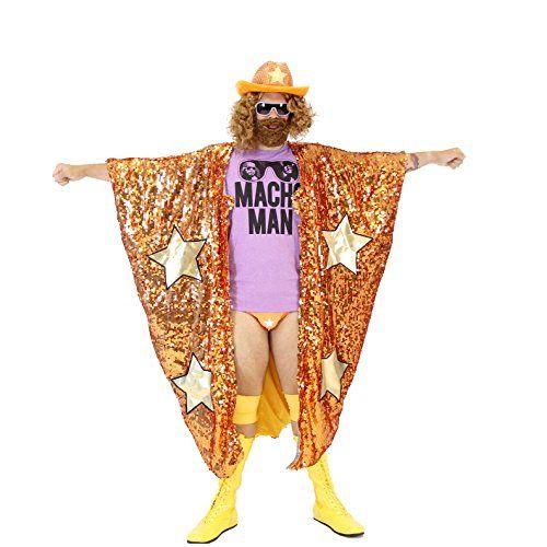 macho man randy savage costume - Triple H Halloween Costume