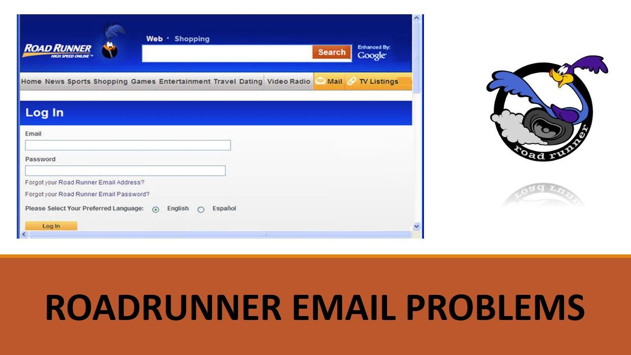 Roadrunner Email Problems   +1-855-785-2511 (toll-free)  May be you