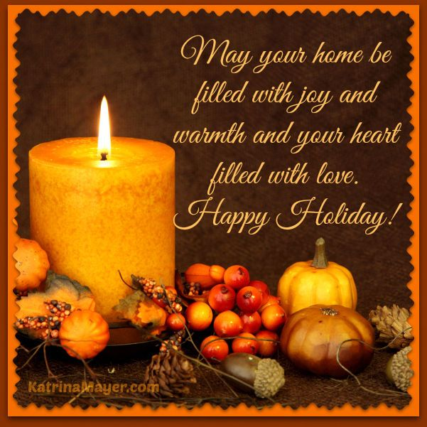 Happy Holidays From My Family To Yours Quotes: May Your Home Be Filled With Joy And Warmth And Your Heart