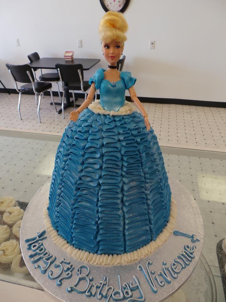 princess birthday cake near me