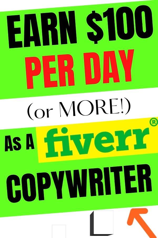 Make Money on Fiverr as a TOP Earning Copywriter