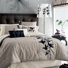 Ty Pennington Style Finch Bedding Comforter Set