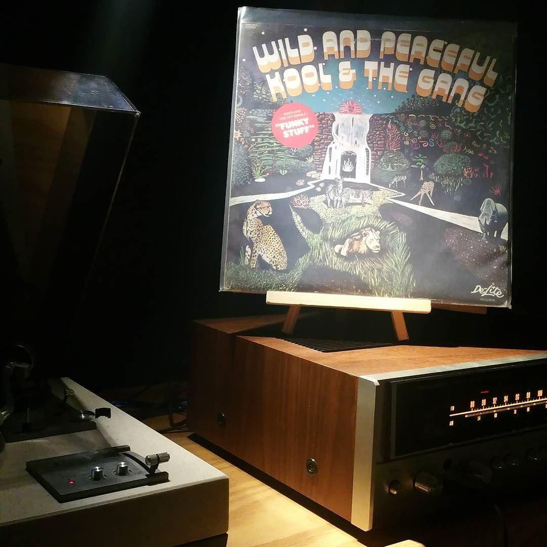 De-Lite 1973 Album- Wild & Peaceful  Artist- Kool & The Gang  #nowplaying #nowspinning #funk #koolandthegang #recordcollection #vinyl #vinyljunkie #vinylporn #vinyladdict #vinyllove #recordaday #vinylcommunity #vinylcollective #vinylcollectionpost #recordplayer #records #vinyligclub #vinylmeplease #onmyturntable #funkyfriday by worthy_wax