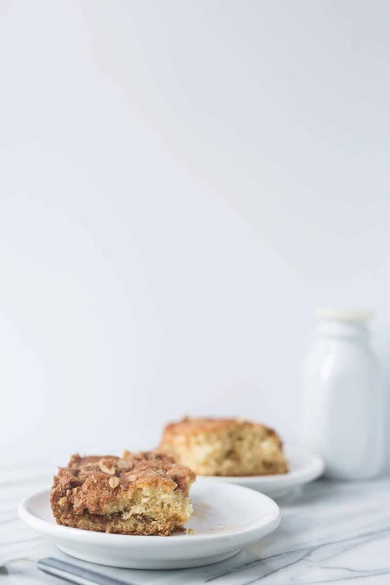 Photo of Sour Cream Coffee Cake Recipe Easy Savory Simple