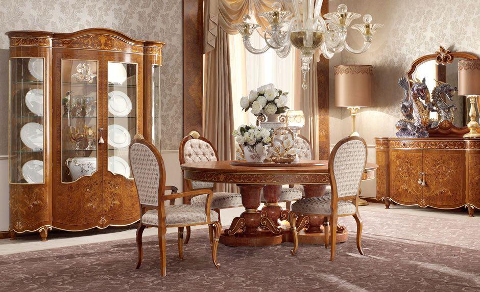 Signorini coco classic italian furniture bellagio for Mobili design italiani