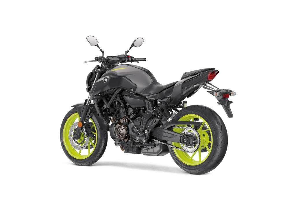 2018 Yamaha Mt 07 Yamaha Yamaha Mt07 Motorcycle