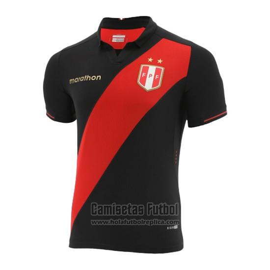 Tailandia Camiseta Peru Segunda 2019 Futbol Replicas Camisetas Deportivas Camisetas Camiseta Seleccion