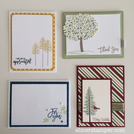 Thoughtful Branches Samples by Kristin Kortonick