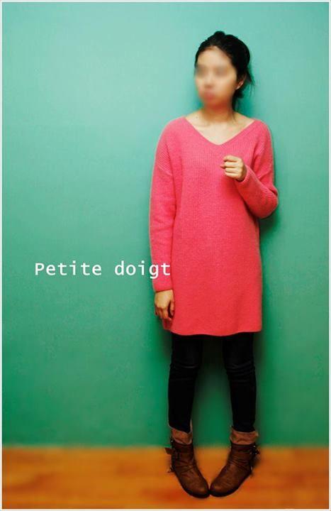 Petite doigt(小指)