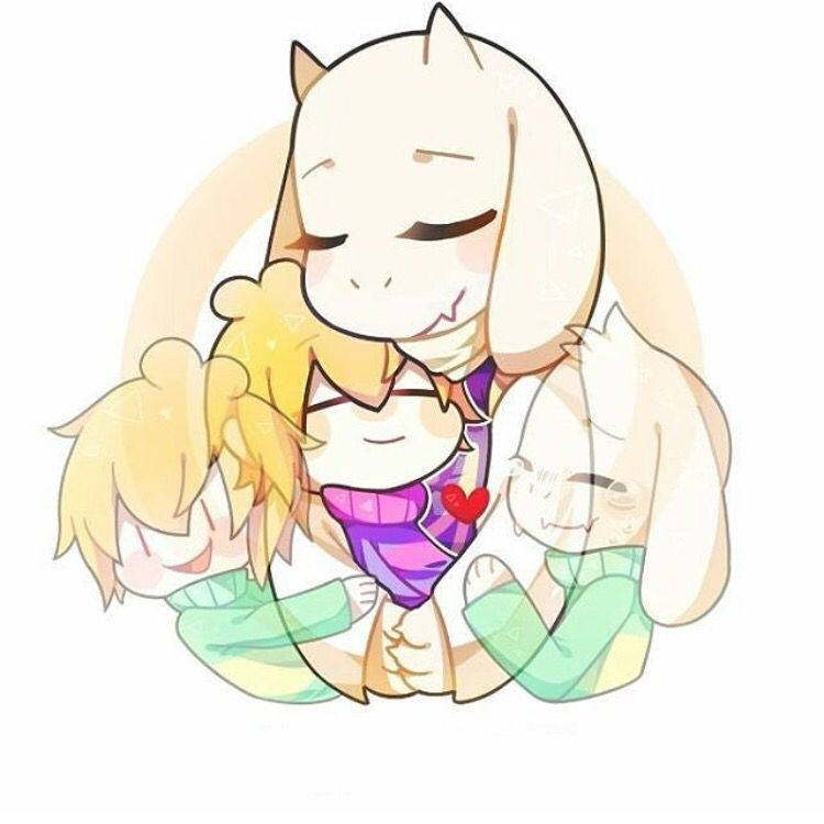 A mothers love Undertale