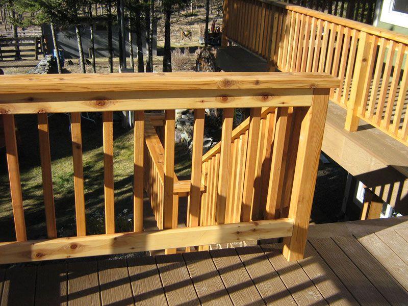 Best Building Deck Railing Ideas See Plenty Deck Railing Ideas 400 x 300