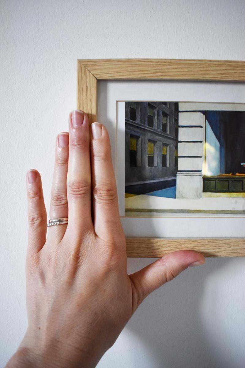 Diy Creer Une Galerie De Cadres Sans Percer Les Murs Galerie