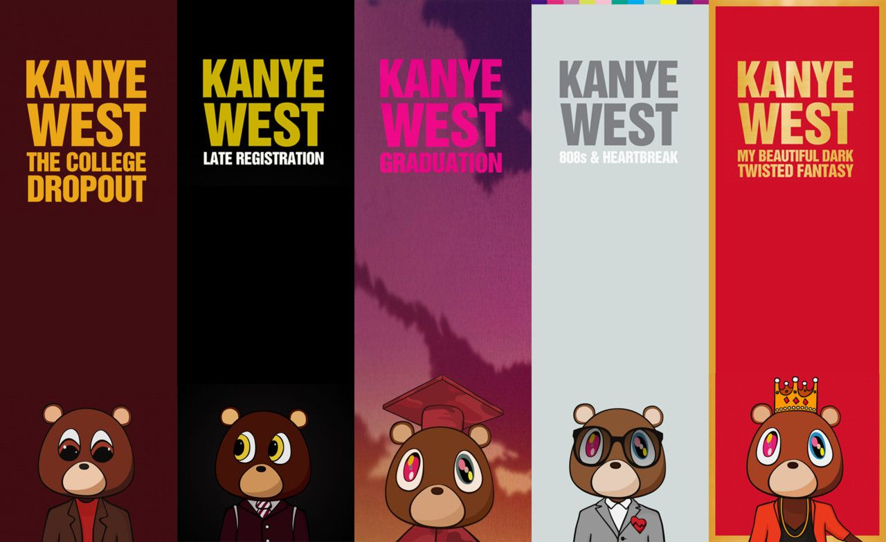 Kanye Album Kanye West Kanye West Album Cover Kanye West Albums