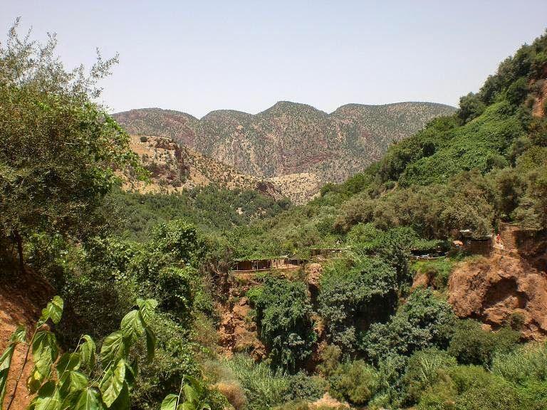 Maroc Escapade à Ouzoud Maroc, Voyage en famille, Les