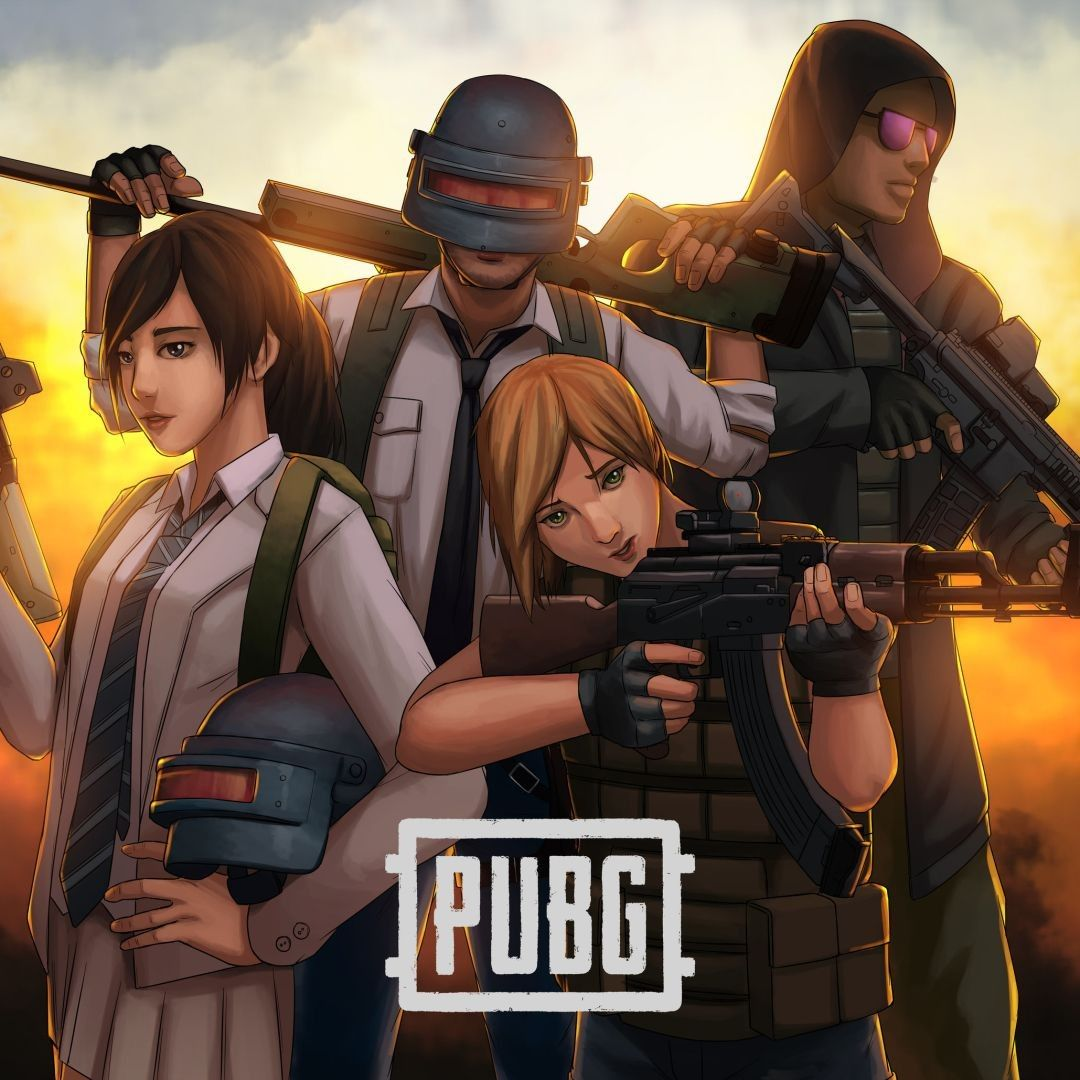 Pin by Arvinpe Peyvandy on Pubg in 2020 Mobile logo