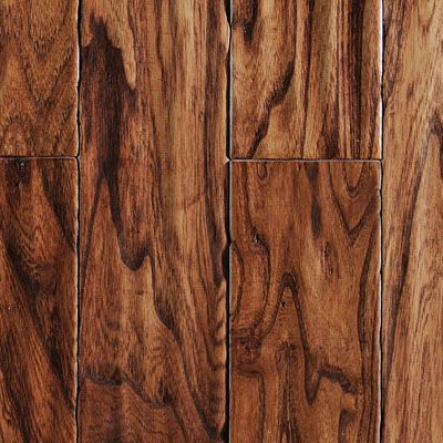 Ark Floors Artistic Distressed Engineered 5 1 2 Inch Hickory Spice Wood Floors Wide Plank Wood Floors Hickory Flooring
