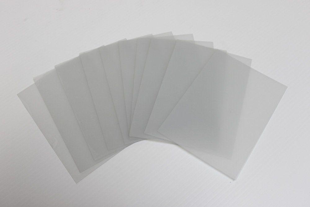 Amazon Com 10 Sheets 5x7 040 Petg Clear Styrene Plexiglass Rustic Decor Buy Rustic Decor Decor