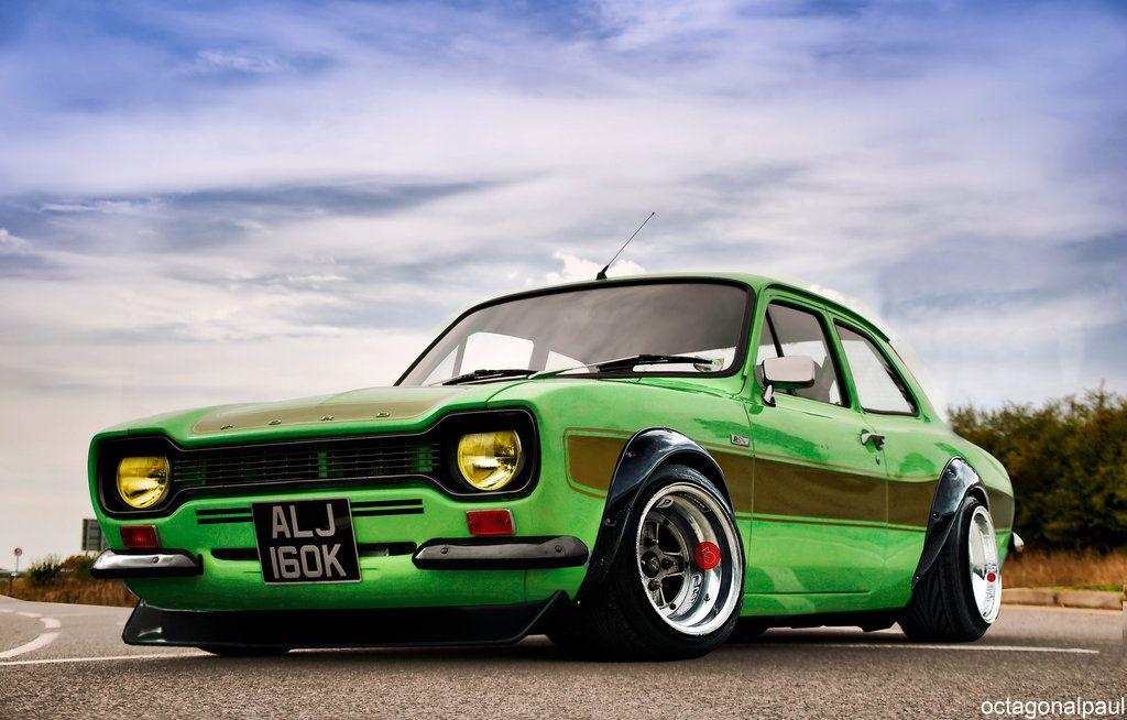 1970 Ford Escort Drift