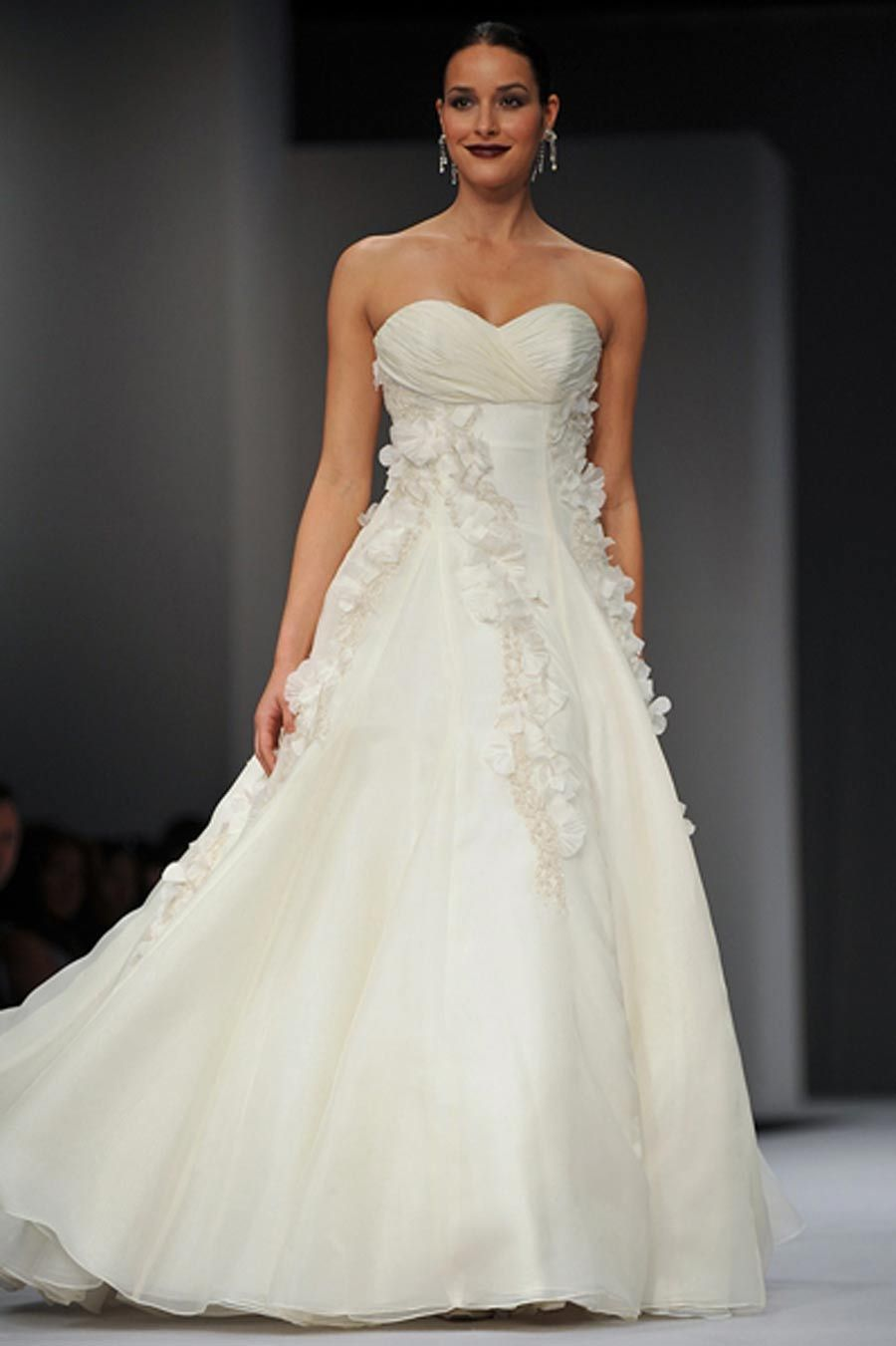 Anne Barge Garland Couture Wedding Gowns Discount Designer Bridal ...