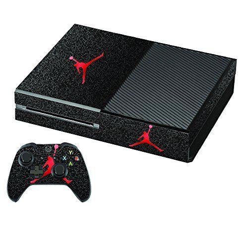 Jordan Premium Designer Xbox One Skin + 2 Free Xbox One Controller Skins by  Gamergeekz