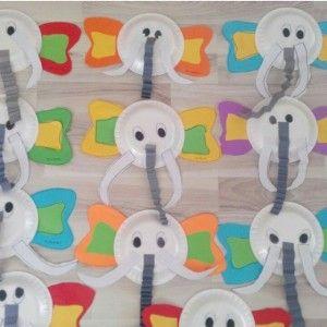 paper plate elephant craft  sc 1 st  Pinterest & paper plate elephant craft | Paper Plates | Pinterest
