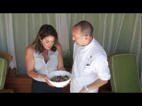 #RECIPE: @Sharzad Kiadeh of Luxlyfe gets a taste of one of our favorite #summer salads: the @Young Hollywood #Salad!