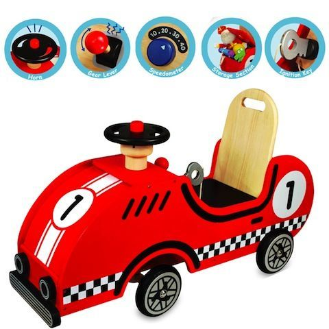 I M Toy Race Car Ride On Shop By Kids Gift Box Ride Ons Toy Race Cars Toys