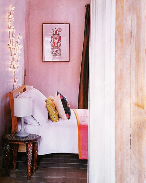 Pink bedroom | Pink Bedrooms for grown-ups | Pinterest | Pink ...