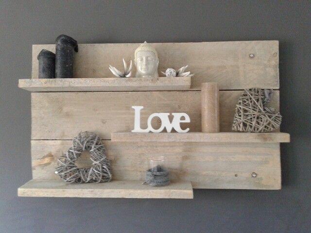 DIY Regal Holzdeko Pinterest Diy regal, Regal und Deko - holz deko selber machen