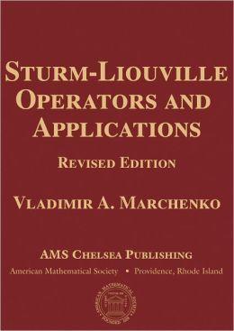 Sturm-Liouville operators and applications / Vladimir A. Marchenko. (2011). Máis información: http://www.ams.org/publications/authors/books/postpub/chel-373