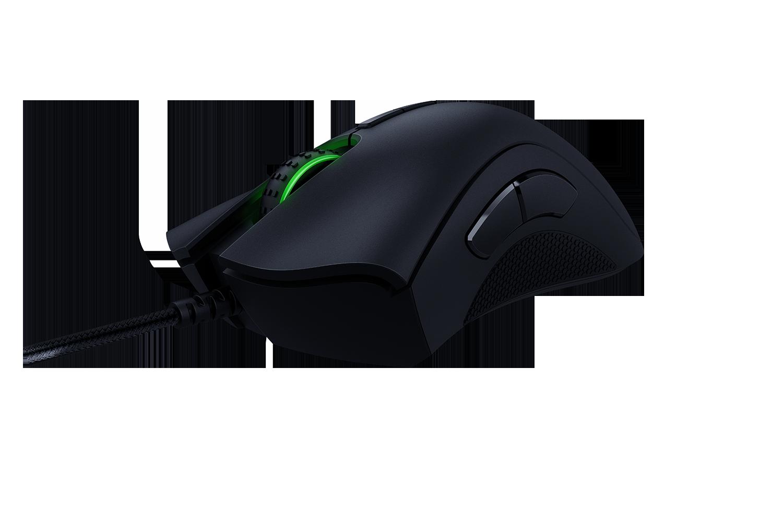 Razer S Deathadder Mouse Gets Elite Version Keengamer Gaming Mouse Razer Laptop Mouse