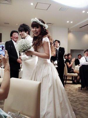 5fe80a0648b36  人気№1 花冠の花嫁画像まとめ1000枚以上 新婦の髪型(ヘアスタイル)  - NAVER まとめ
