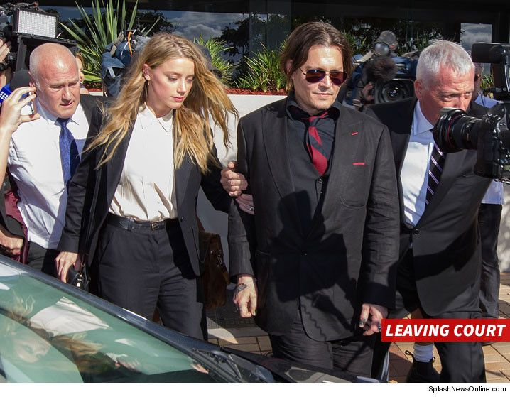 Johnny Depp And Amber Heard Bizarre Video Apology Gets Em Off Hook In Dog Case Video Johnny Depp And Amber Johnny Depp Amber Heard Johnny Depp