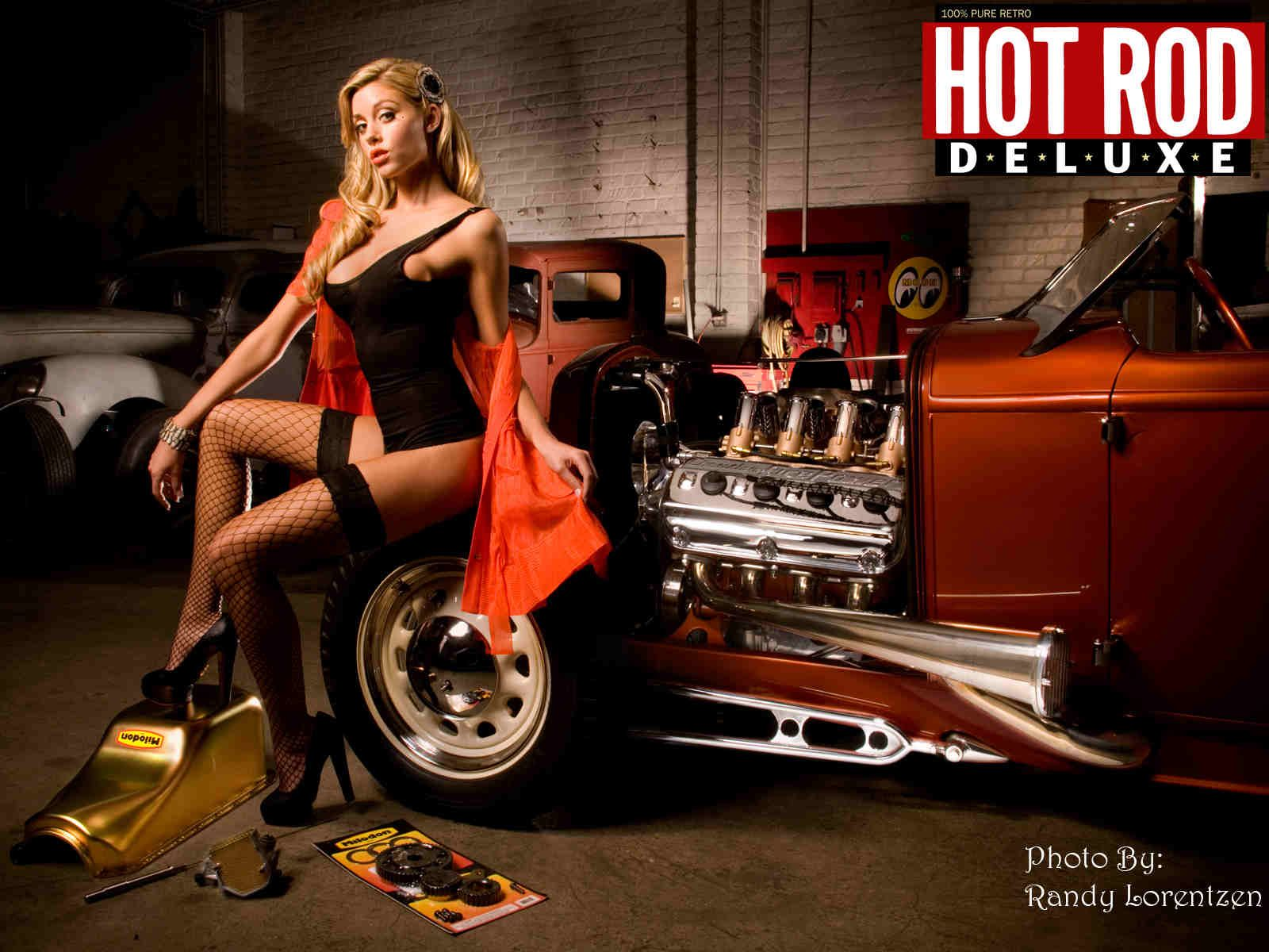 Muscle Cars, Hot Rods, and Pretty Country Women!