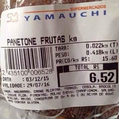 Para saber se vale mesmo comprar alguma coisa, confira a lista de ingredientes do rótulo: eles são apresentados por ordem de quantidade.