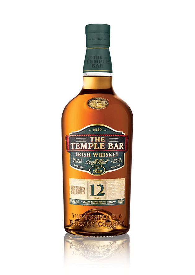Temple Bar 12 Year Old Irish Whiskey Whiskey Jameson Irish Whiskey Irish Whiskey