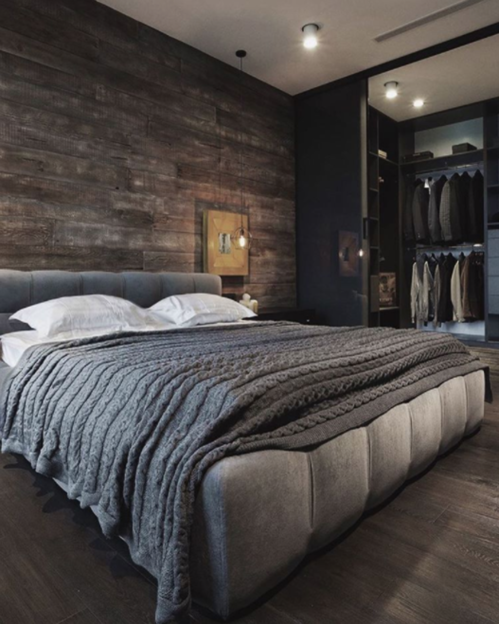 examples of dark interior design that proves black is sometimes