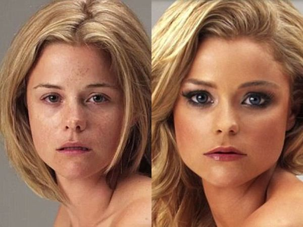How to Retouch a Model with Photoshop