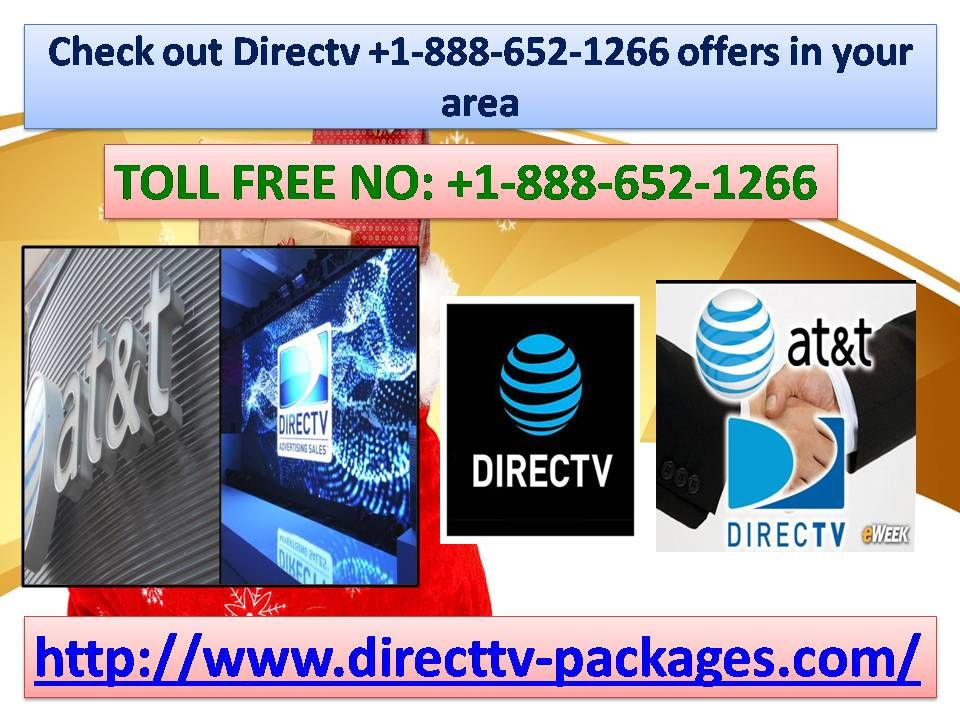 Check out Directv 18886521266 offers in your area