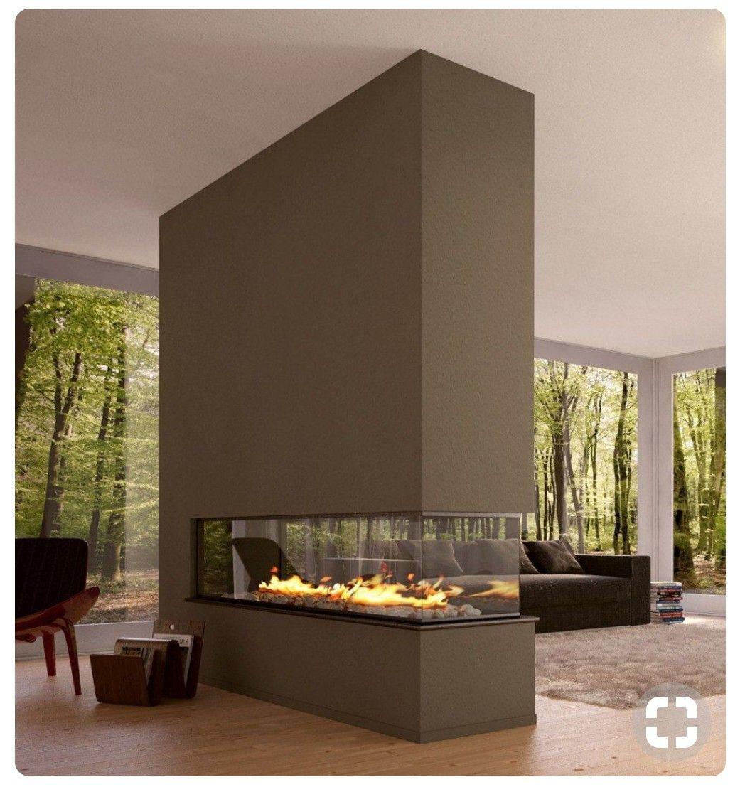 Modern Fireplaces Van Janna Millers Openhaard Modern Kamer