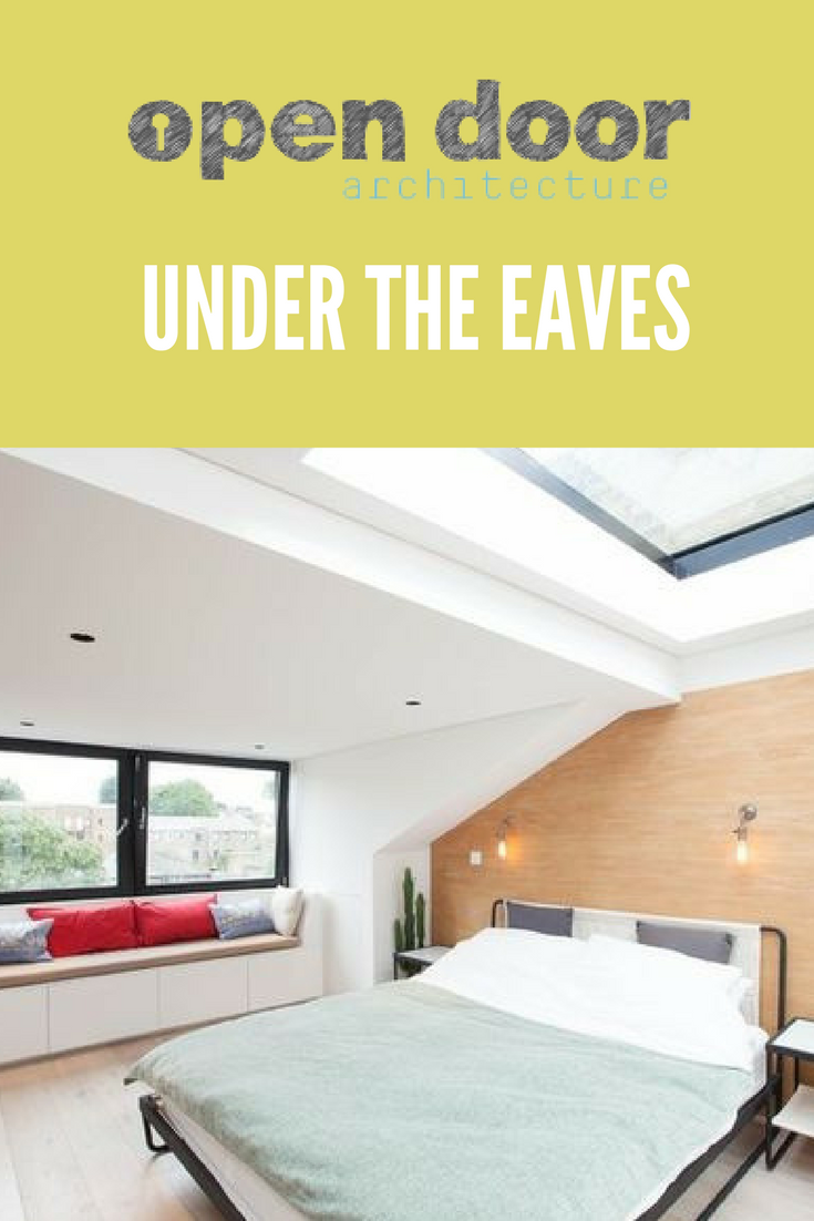 Oda board for attic spaces under the eaves pinterest attic