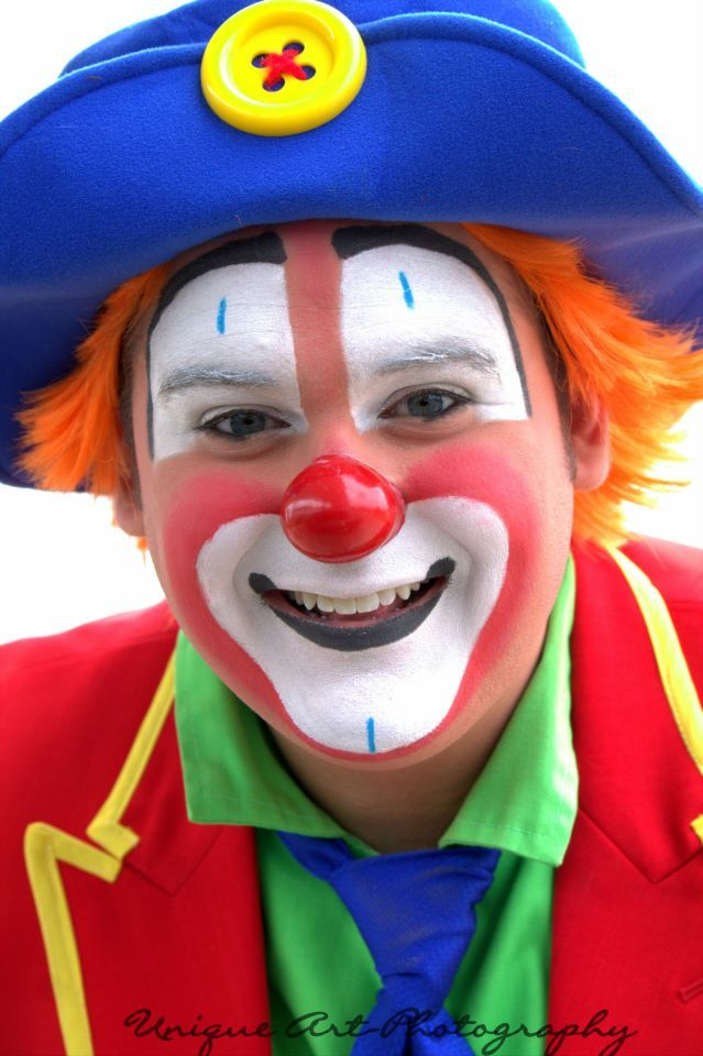 Pin by Barbara Goldberg on Clowns | Clown faces, Clown ...